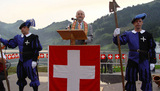 Swiss National Day on 1st of August