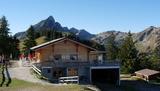 Alpine cottage diner - summer delight
