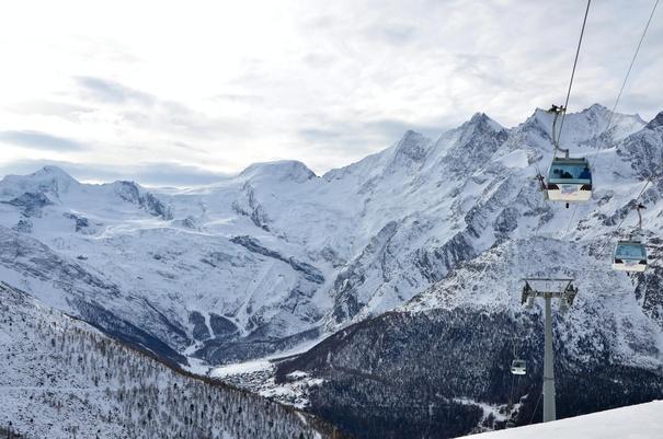 Bergbahnen Hohsaas