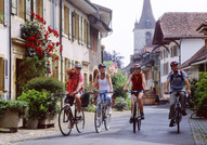 Biking tours