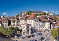 Fribourg © Hôtel de la Rose
