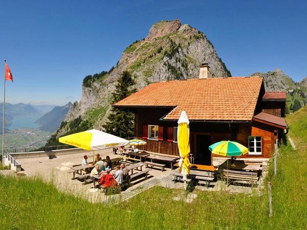 Foto Skihütte Holzegg