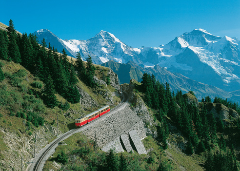 Interlaken - A world of fun summer activities