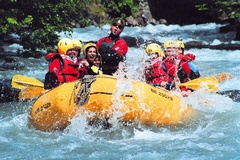 River Rafting - Interlaken