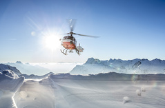 Helikopter Rundfüge © SWISS HELICOPTER AG