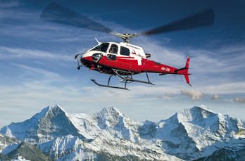 Helicopter Flights © SWISS HELICOPTER AG