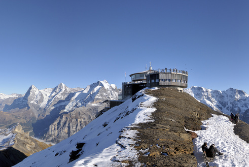 Interlaken - Schilthorn Package