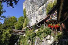 Saint Beatus Caves