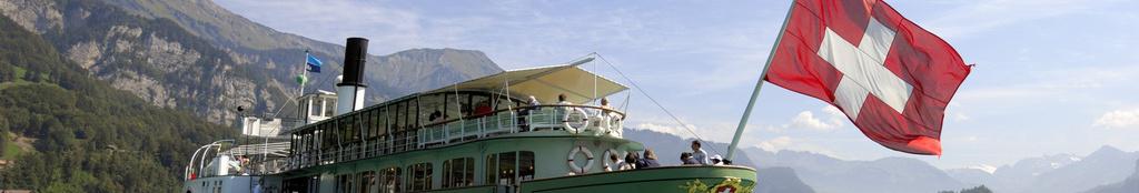 Brienzersee - Dampfschiff DS Lötschberg