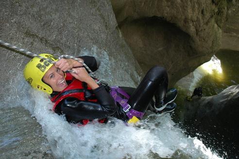 Canyoning Interlaken