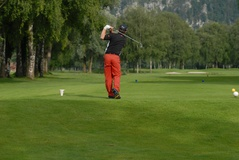 Golf course Interlaken-Unterseen