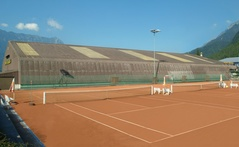 Tennis in Wilderswil