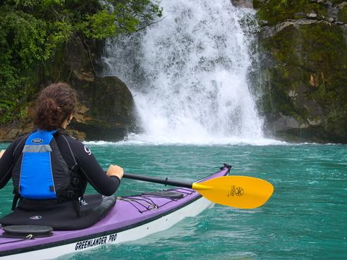 boating - kayaking