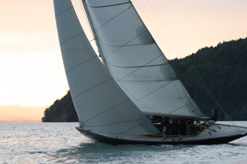 Sailing - Lake Thun