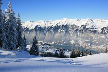 Ski resort Axalp
