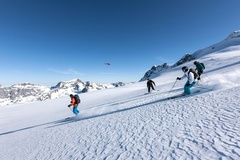 Heli-Skiing & Boarding