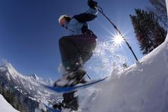 Schneeschuhlaufen Jungfrau Region