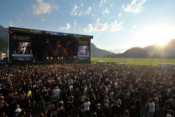 Greenfield Festival - Interlaken