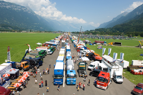 - Internationales Trucker- & Country Festival - Interlaken Tourismus