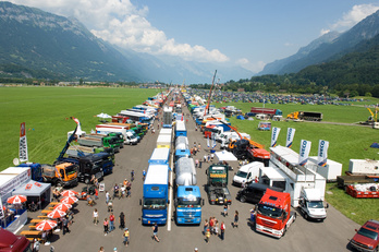 International Trucker & Country Festival