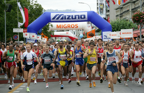 Internationaler Jungfrau Marathon