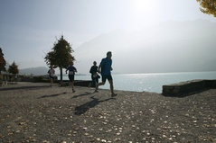 Course du lac de Brienz