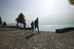 Lake Brienz Run