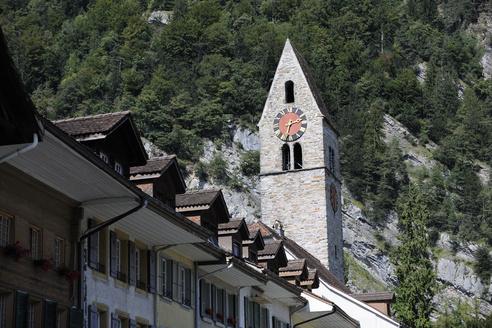 Kirche - Altstadt Unterseen