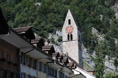 Unterseen - Kirche
