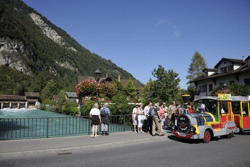 Bödeli Bahn - Interlaken