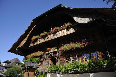 City Tour of the town of Interlaken