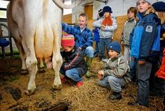 Farm visits © stallvisite.ch