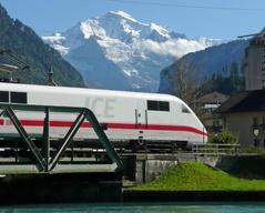 Interlaken - Bahn & Flug Pauschale