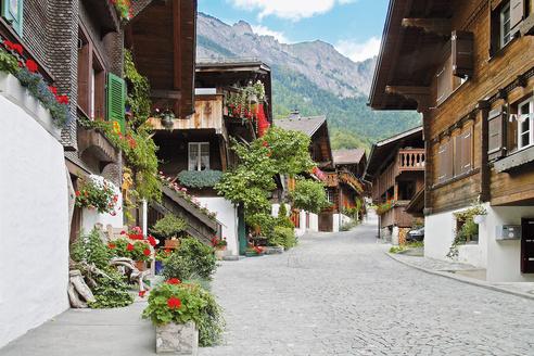 Brienz - Typisch Schweiz