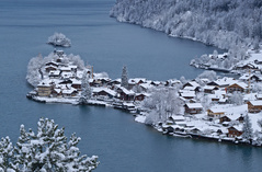 Iseltwald - the charming fishermen's village!