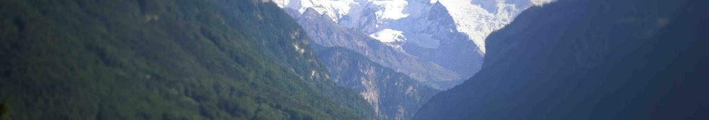 Wilderswil - Tor zur Welt der Berge