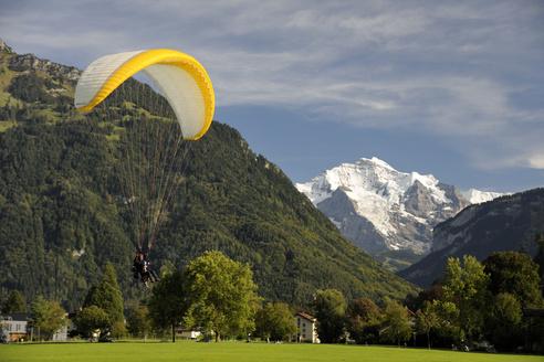 Interlaken - Höhematte