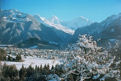 Interlaken - Winter