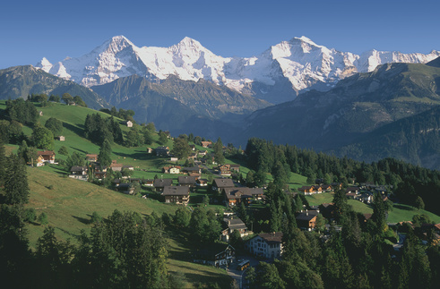 Beatenberg - Jungfrau