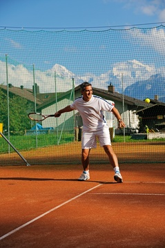 Beatenberg - Tennis