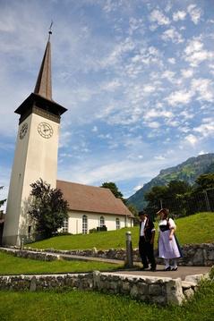 Bönigen - Kirche