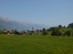 Bönigen - Village