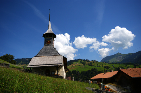 Habkern - Church