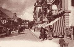 Geschichte - Bahnhofstrasse Interlaken