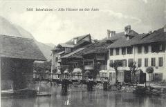 Geschichte - Unterseen - Aare