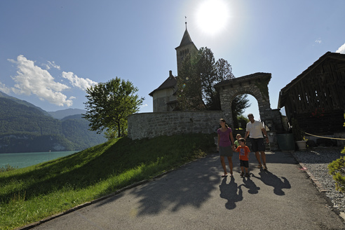 Brienz - Schlosskirche