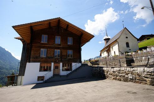 Habkern - Schulhaus