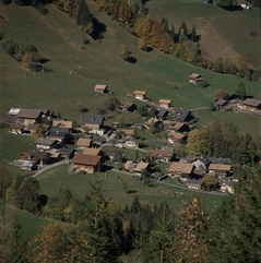 Saxeten - Mountain village