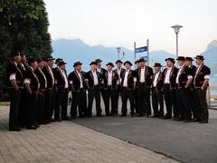 Bönigen - Konzert am See