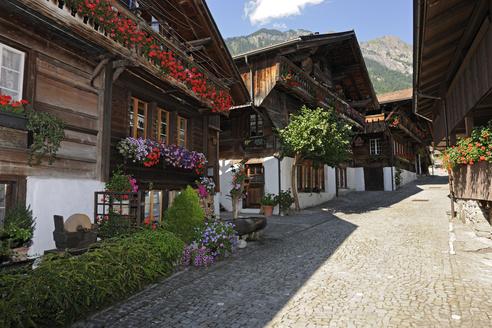Brienz - Brunngasse